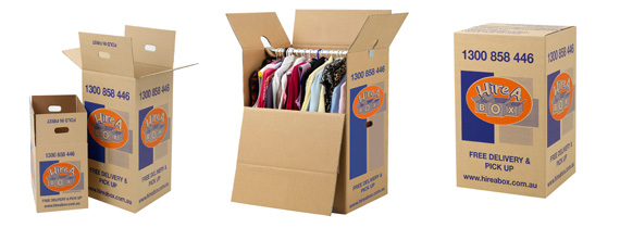 Hire Amp Buy Cardboard Boxes In Brisbane Hire A Box