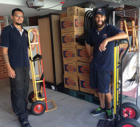 Hire A Mover Moving Team