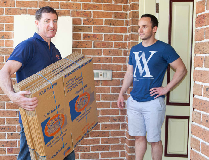 Packing Amp Moving Boxes Northern Beaches Buy Or Hire