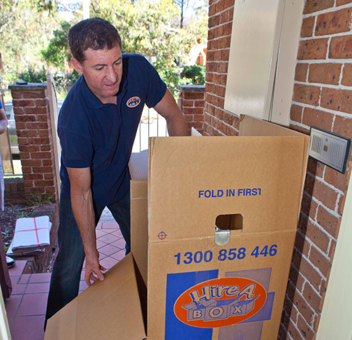Packing Boxes Sydney