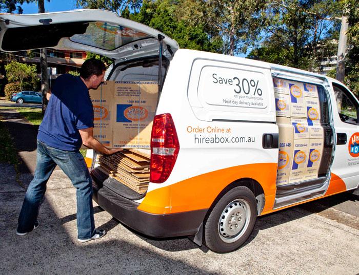 Hire a Mover Van-9
